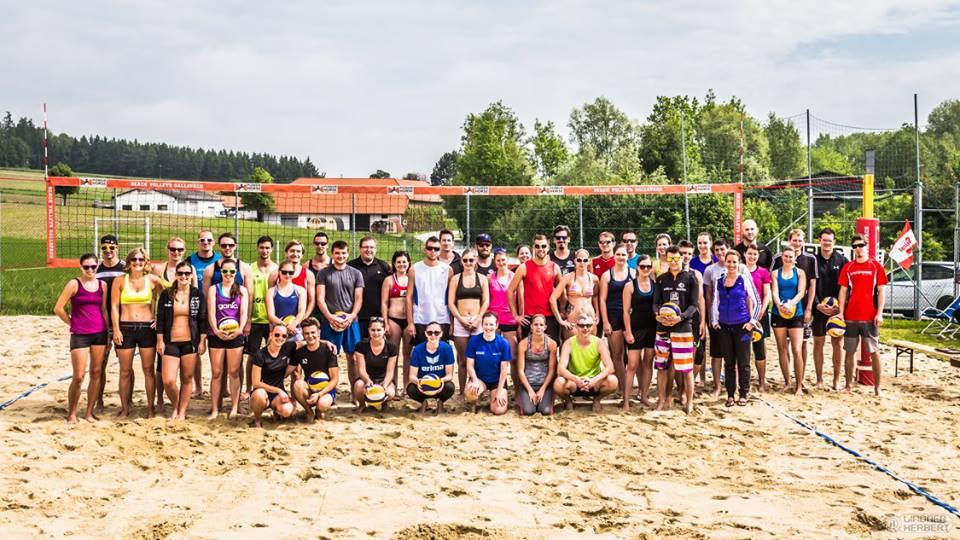 Teilnehmerfeld erweitert! 2er Mixed 19.5.2018