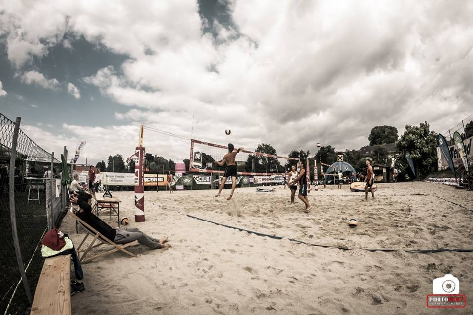 Beachweekend Gallspach 2018 powered by Raiffeisen Club