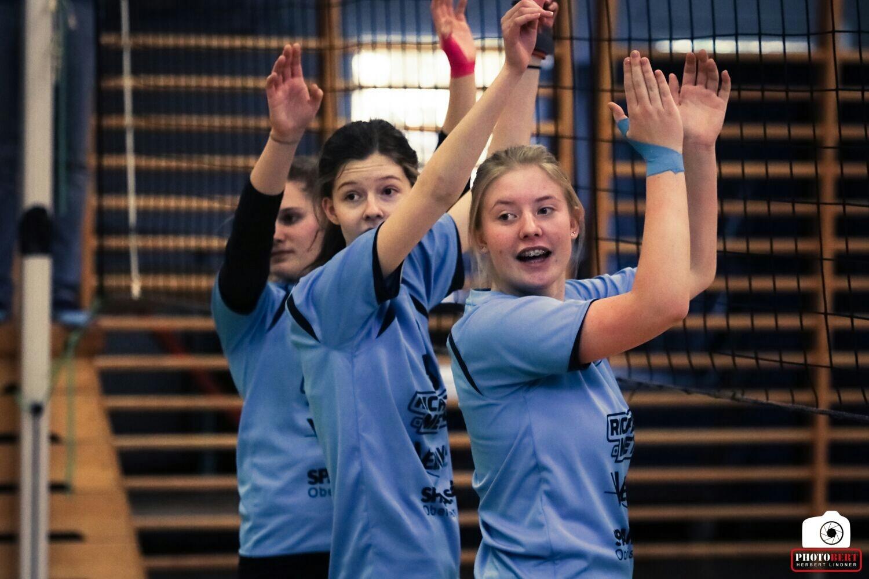 U19 Mädels zeigten tollen Kampfgeist!