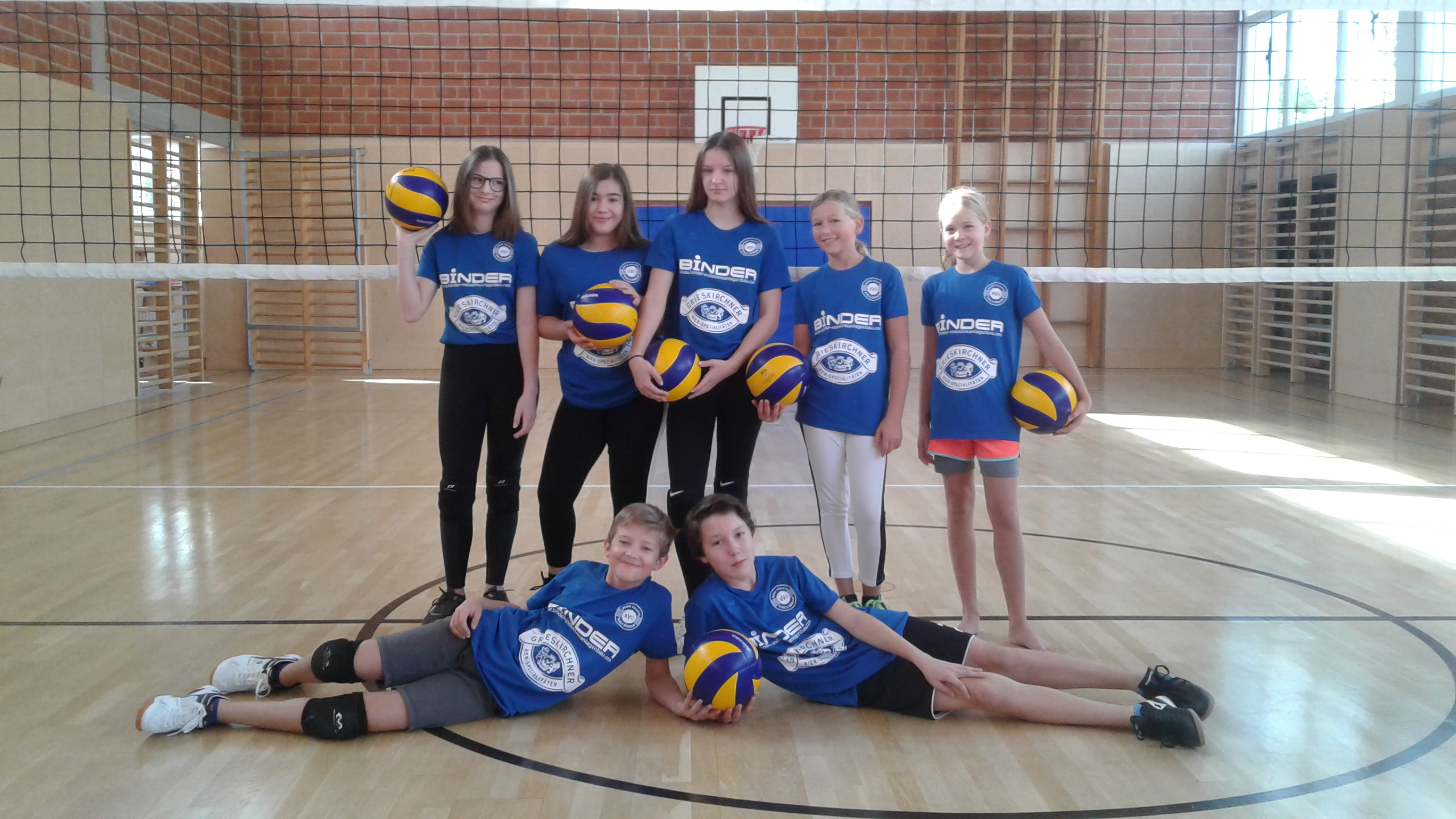 Kinder-Schnupper-Training 20.9.2019
