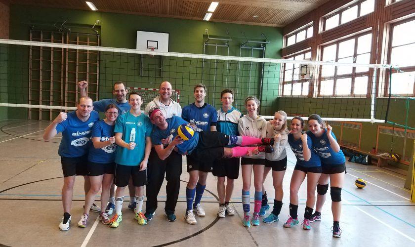"Mixed Team fixiert mit 2 Siege ""Final 4"" Teilnahme!"