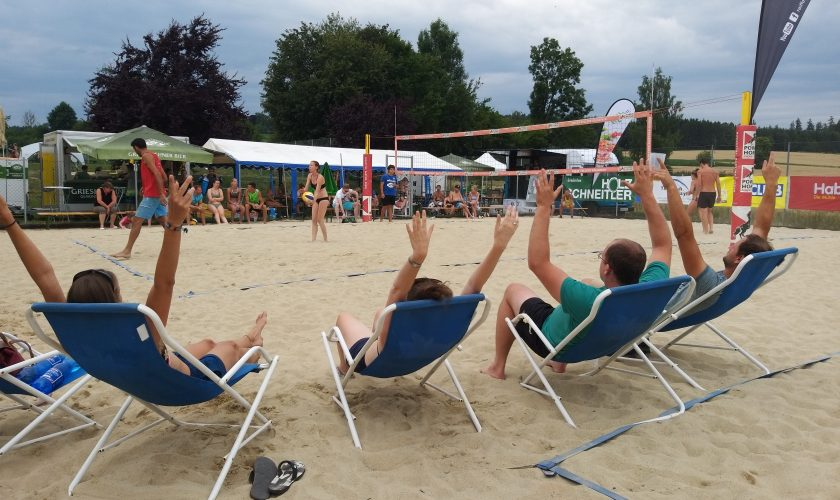 BEACHWEEKEND Volleyball 15.-16.8.2020 SpielerInnen Infos!!!