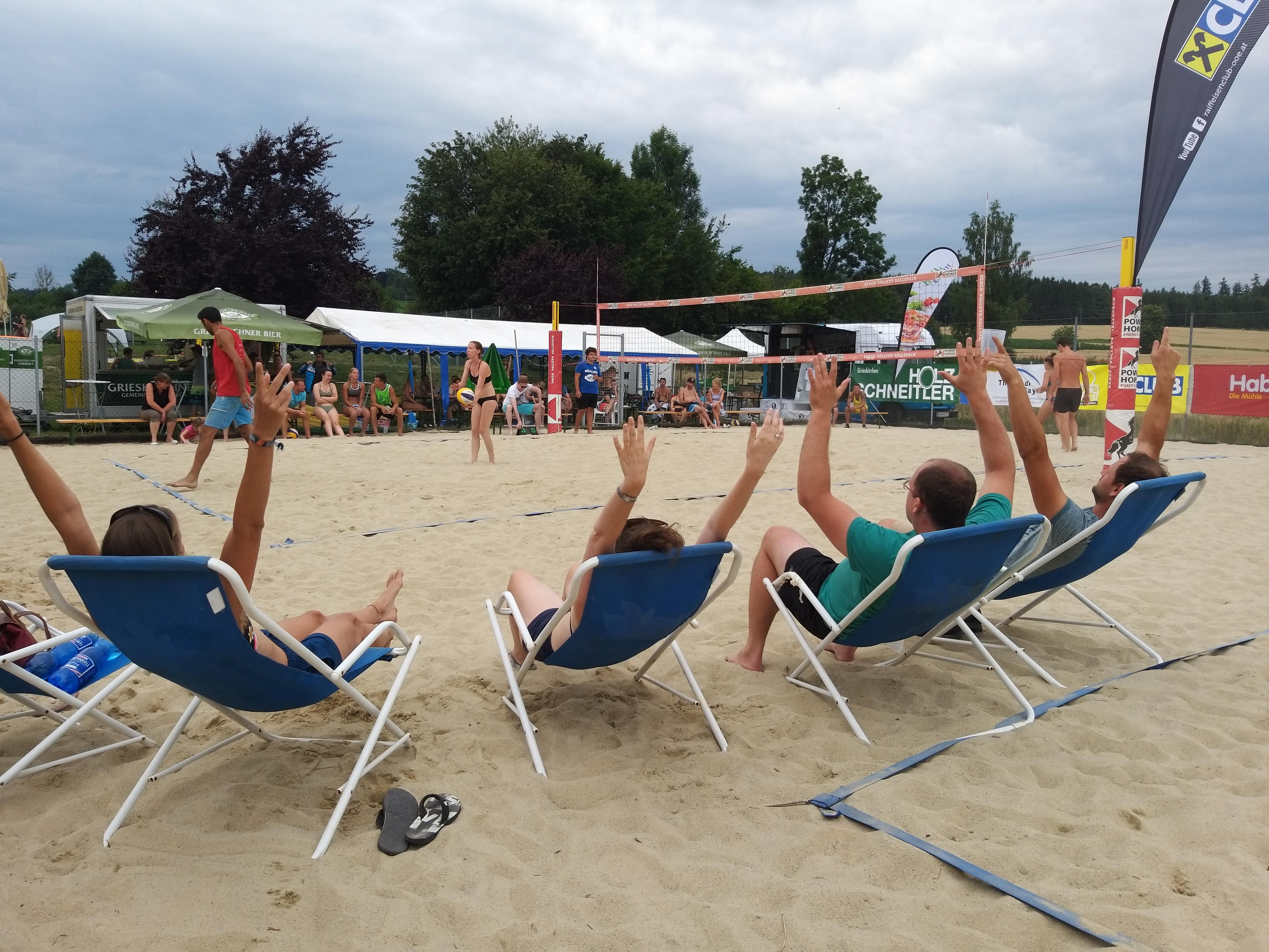 BEACHWEEKEND Volleyball 15.-16.8.2020 SpielerInnen Infos!!!