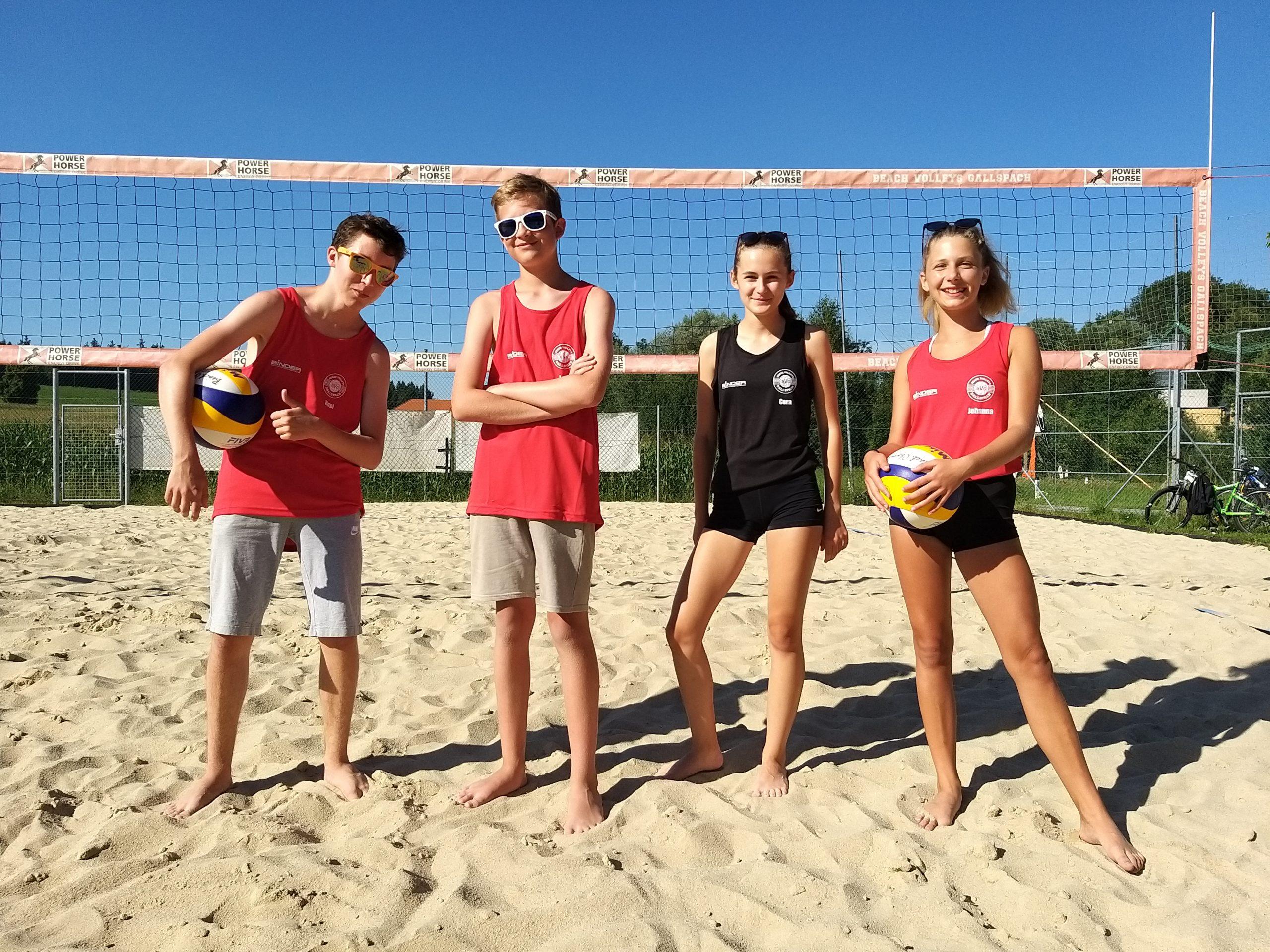 Spiel & Trainingszeiten Beach 2021