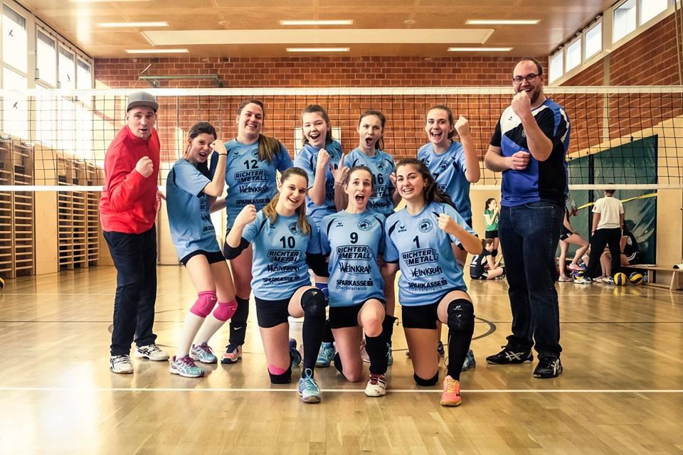 U19 Mädels feiern erfolgreichen Saisonabschluss