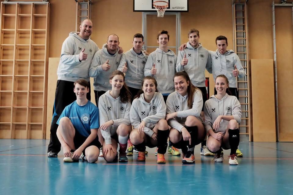 """Kein Erfolgserlebnis für Innviertler Cup """"Mixed"""" Team"""
