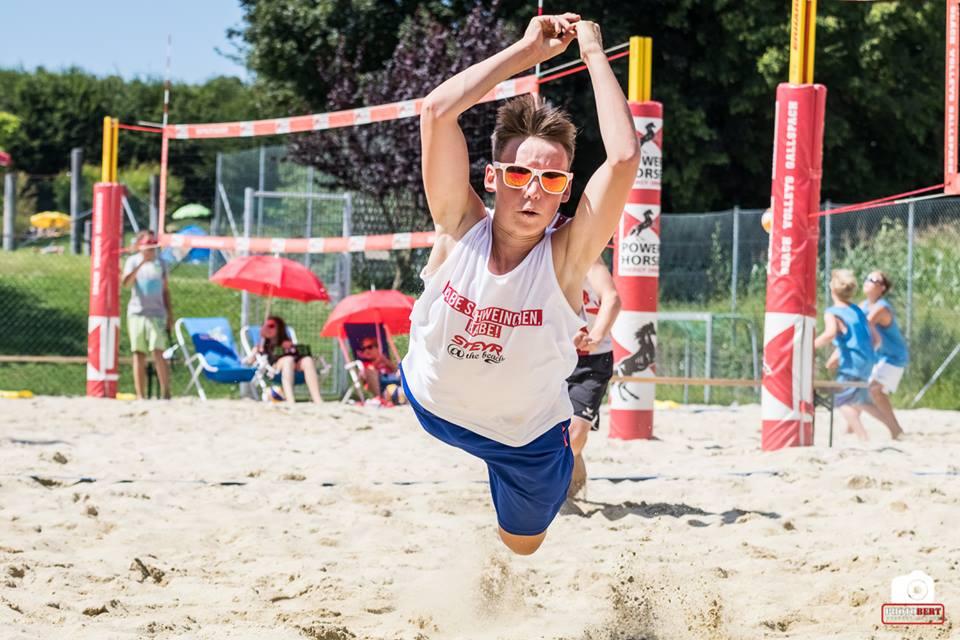 OÖ Beach-Landesmeisterschaften U14-U20, 7. & 14. Juli 2018