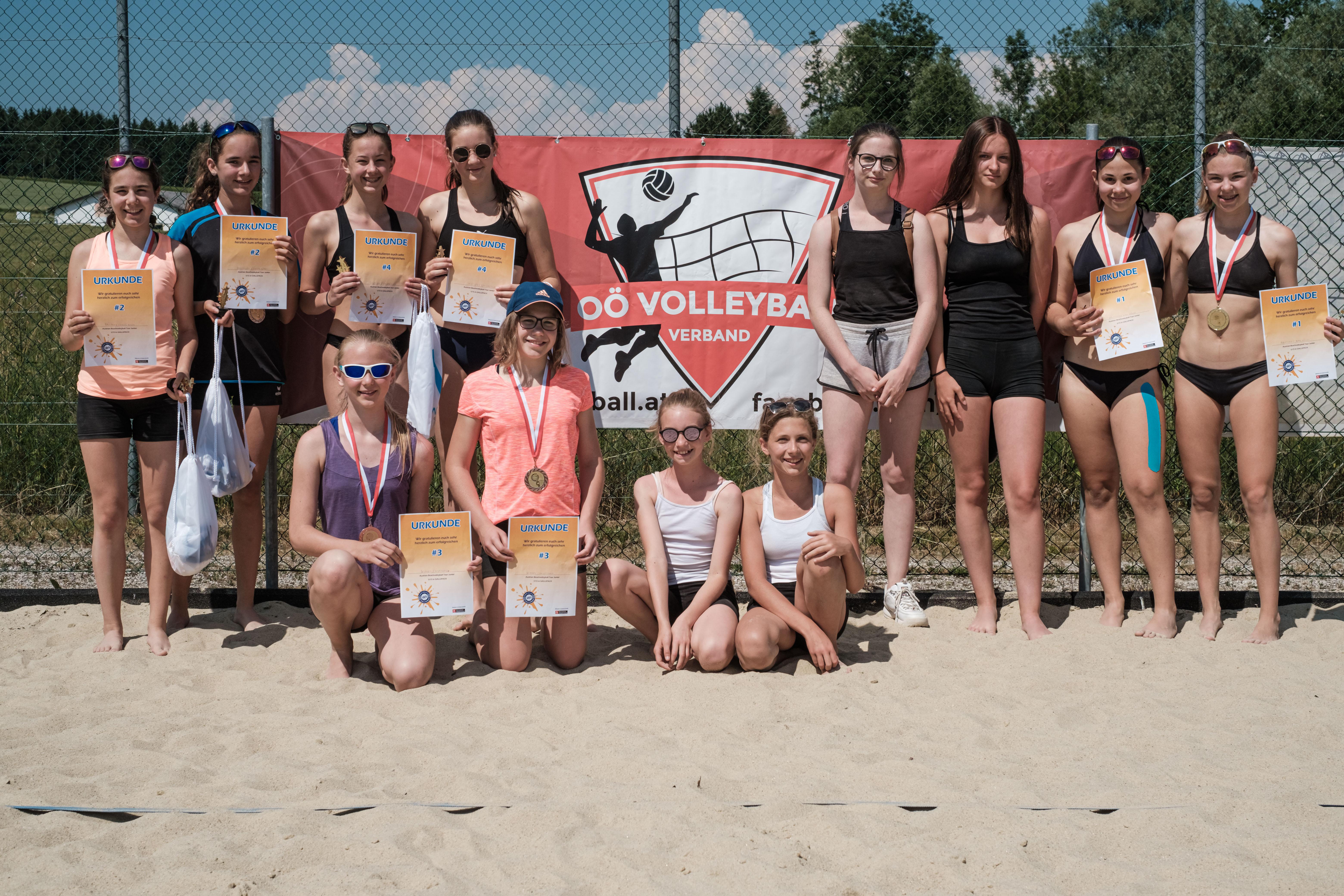 U15 Austrian Junior Beach Tour!