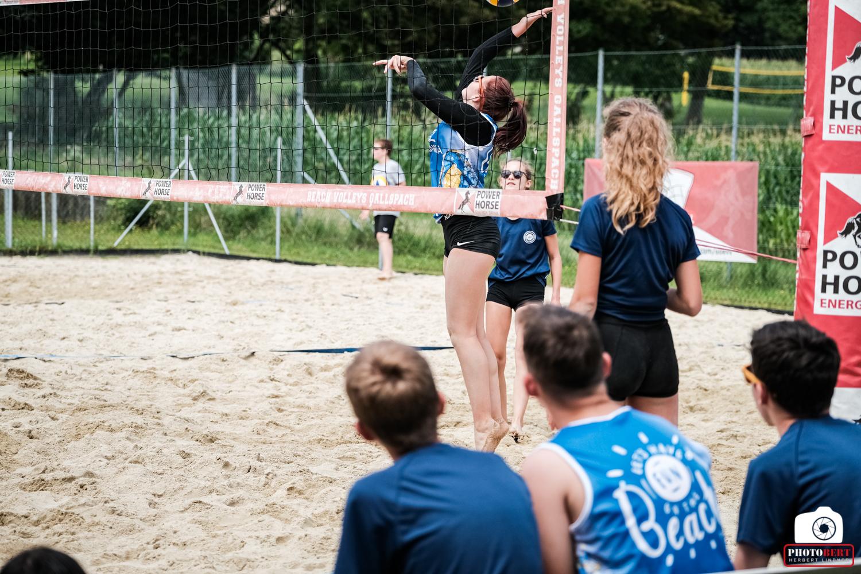 U17 Beach Tour Junior Stopp mit Erfolgserlebnis!