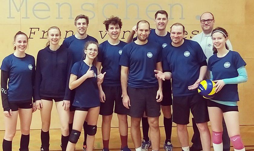 Mixed Team mit Sieg und Niederlage ins neue Jahr gestartet!